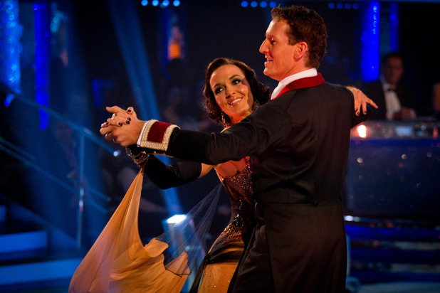 Victoria Pendleton on Strictly Come Dancing week 7 live show, 10/11