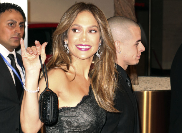 Jennifer Lopez in Düsseldorf 27.10.12