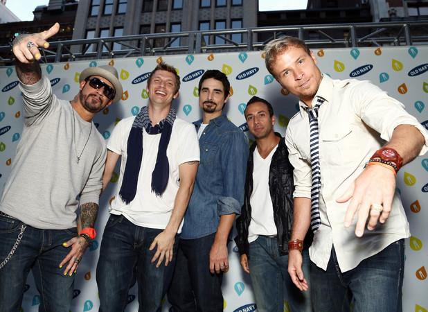 Backstreet Boys 04.09.12