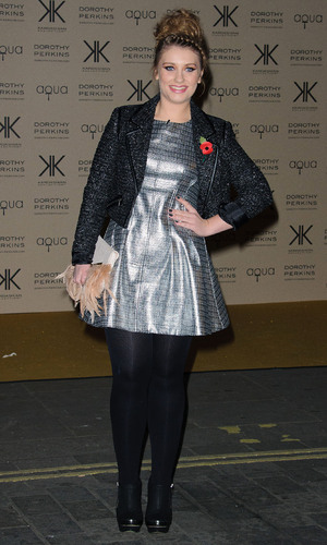 Miss Mode: Ella Henderson Kardashian Kollection for Dorothy Perkins launch party at Aqua - Arrivals. London, England - 08.11.12 Mandatory Credit: WENN.com