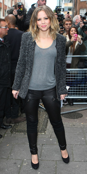 Miss Mode: Kimberley Walsh