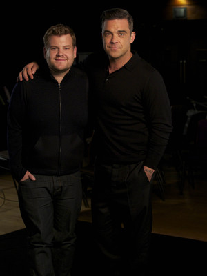 When Robbie met James, Fri 23 Nov 2012