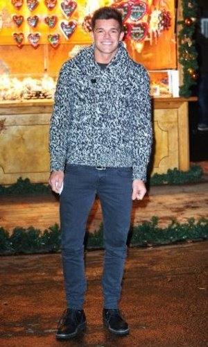 Leandro Penna at Hyde Park, Winter Wonderland 22 November 2012