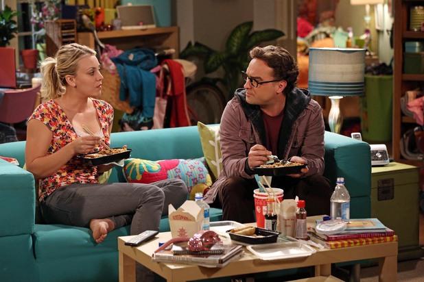 The Big Bang Theory, Episode 2, series 6, Thu 22 Nov 2012