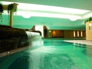 Ragdale Hall - main pool