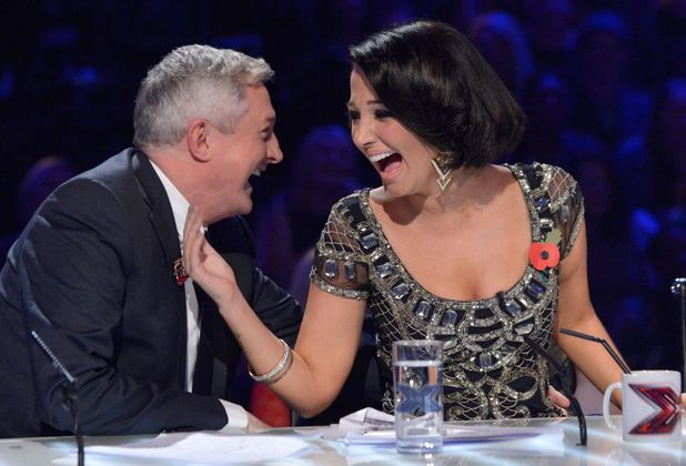 X Factor: Louis Walsh walked in on naked Tulisa