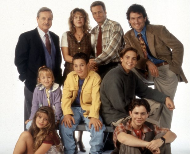 Boy Meets World cast shot