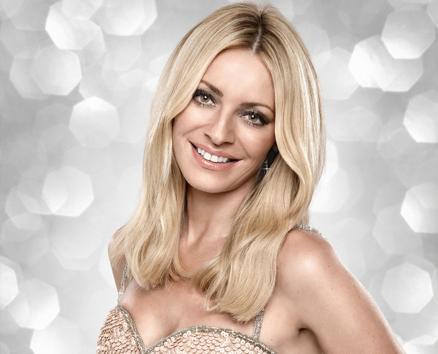 Tess Daly - Strictly Come Dancing