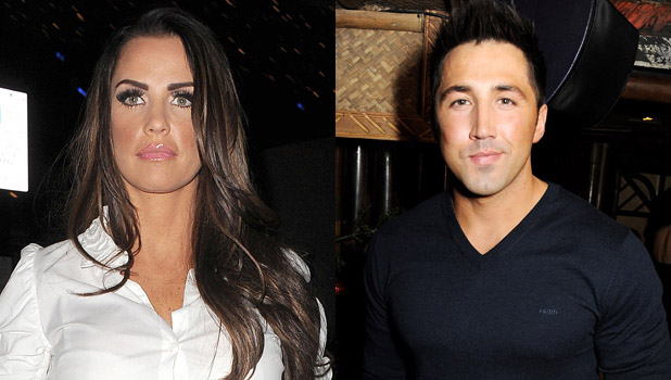 Katie Price and Gavin Henson - REVEAL USE ONLY
