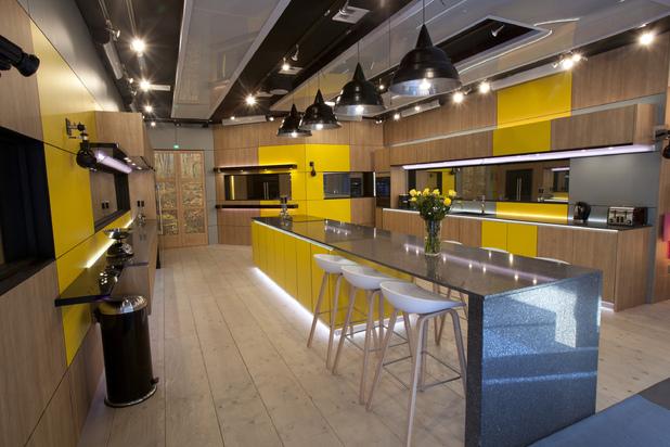 Celebrity Big Brother house 2013 - Kitchen! - Celebrity Big ...