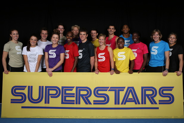 Superstars 2012, Olympic heroes, Sat 29 Dec 2012