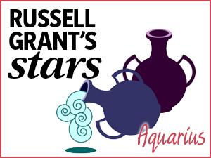 Russell Grant stars, Aquarius