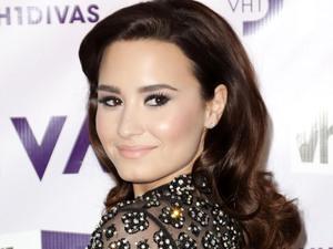 VH1 Divas 2012 held at The Shrine Auditorium - Arrivals Featuring: Demi Lovato Where: Los Angeles, California, United States When: 16 Dec 2012 Credit: Brian To/WENN.com