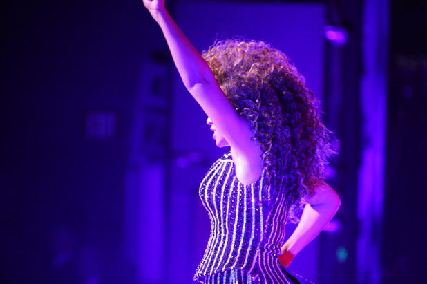Beyonc performs NYE concert at Wynn Hotel in Last Vegas