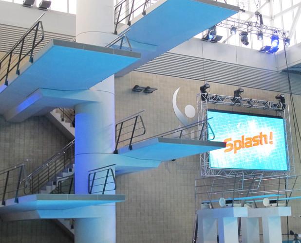 Splash - ITV