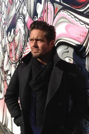 Made In Chelsea's Spencer Matthews in NYC