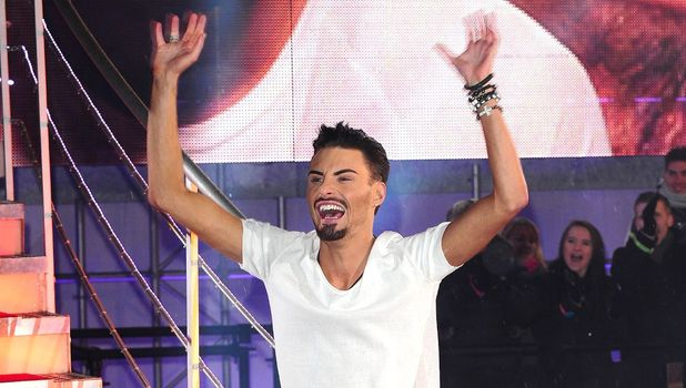 Rylan Clark wins Celebrity Big House