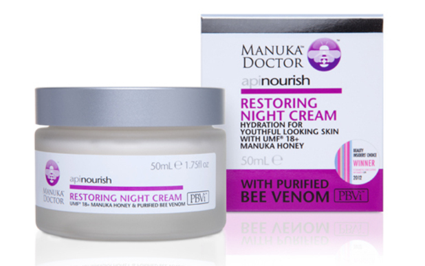 Manuka Doctor ApiNourish Restoring Night Cream, £24.99