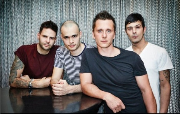 5ive promo shot for The Big Reunion