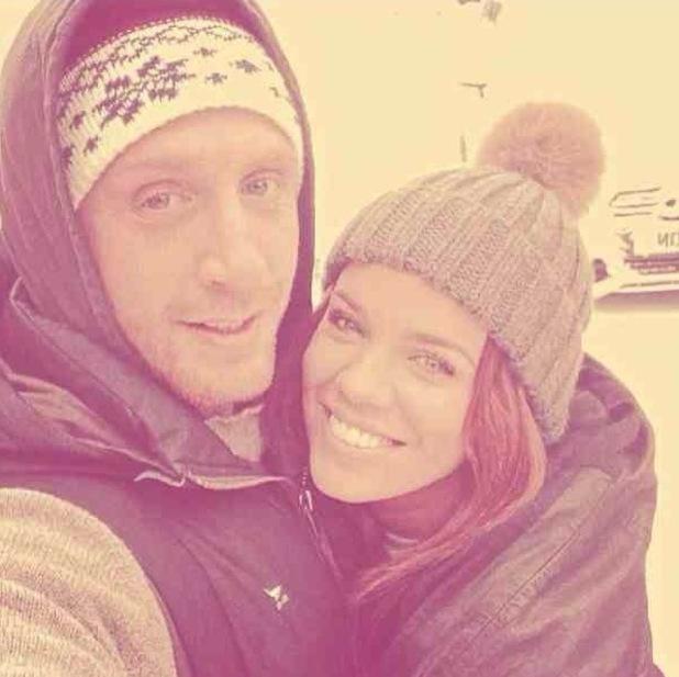 Maria Fowler and boyfriend James Morgan