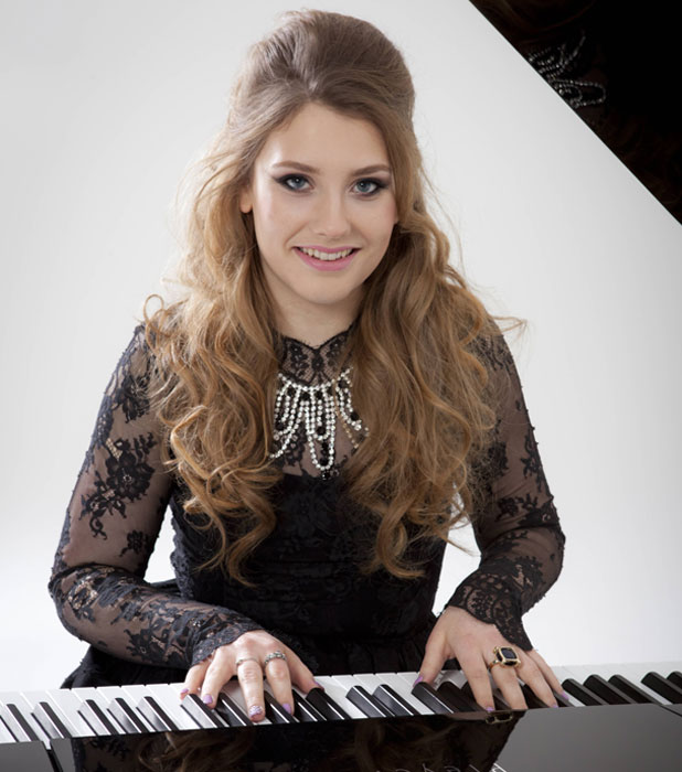 Ella Henderson 2013 Ella Henderson launches the