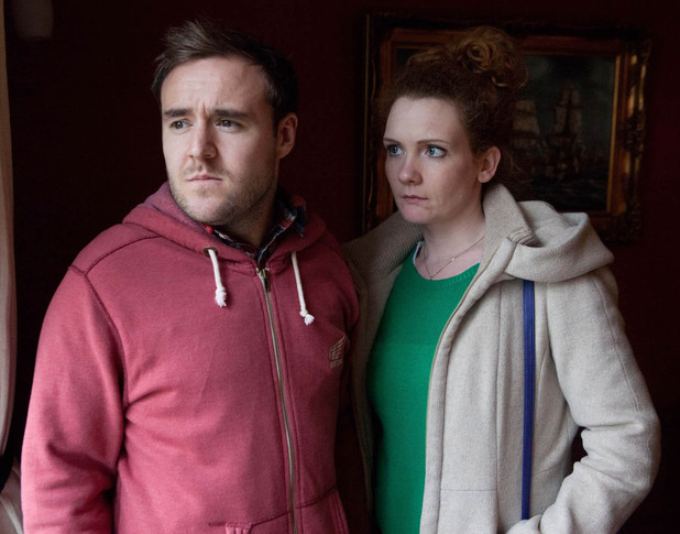 Corrie, Tyrone asks Fiz to run away, Wed 6 Feb