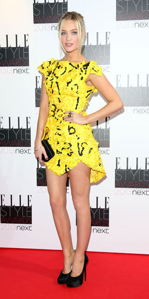 Miss Mode: Laura Whitmore at Elle Style Awards