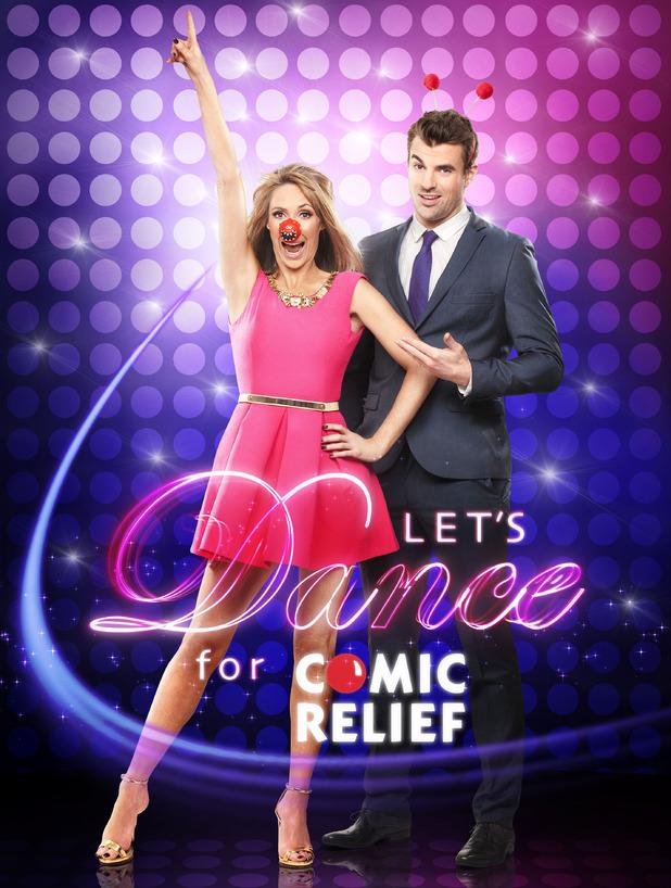 Let's Dance for Comic Relief, Alex Jones and Steve Jones