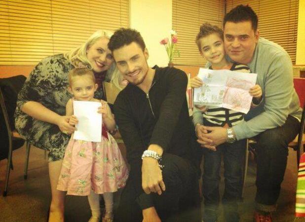 Claire Richards 2014 Claire Richards Takes Children