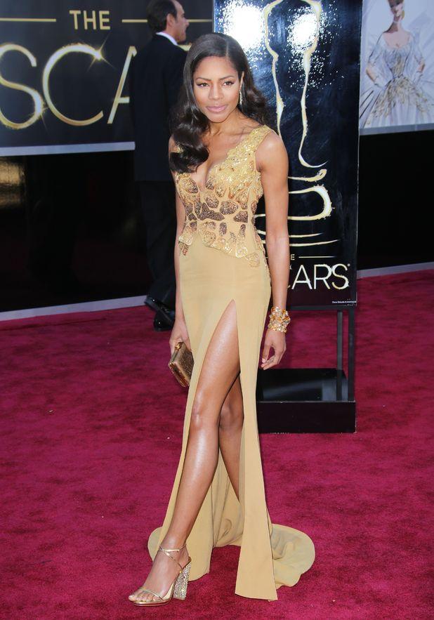 Naomie Harris, 85th Annual Academy Awards Oscars, Arrivals, Los Angeles, America - 24 Feb 2013