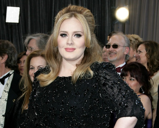 The 85th Annual Oscars at Hollywood & Highland Center - Red Carpet ArrivalsFeaturing: Adele,Adele Adkins Where: Los Angeles, California, United States When: 24 Feb 2013 Credit: Adriana M. Barraza/WENN.com