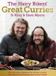 Hairy Bikers Great Curries Book Cover