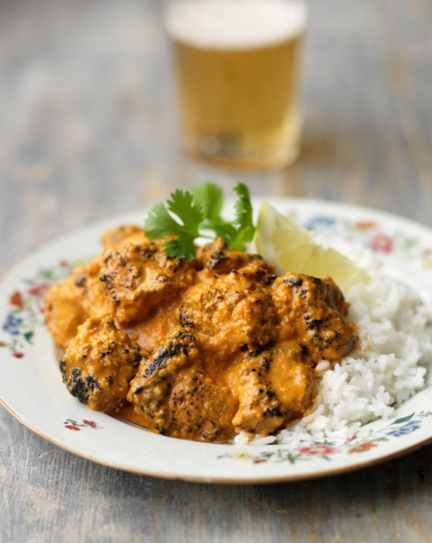 Chicken Tikka Masala from the Hairy Bikers' great Curries