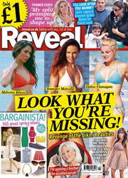Reveal issue 14 cover, on sale 2 April 2013