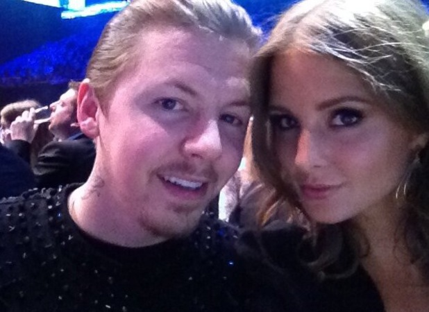 Millie Mackintosh and Professor Green, 20 Feb 2013
