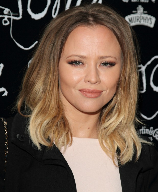Kimberley Walsh – A Perfect 10