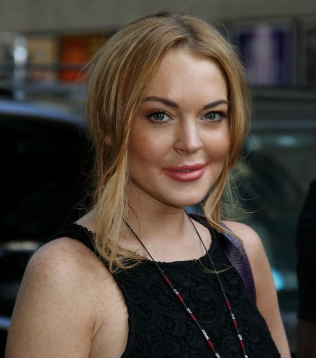 Lohan: 'Going into rehab is a blessing' - Celebrity News News - Reveal