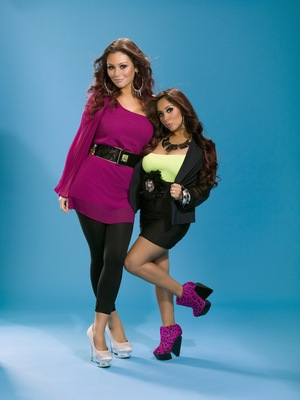 Snooki and JWOWW, Tue 16 Apr, series two
