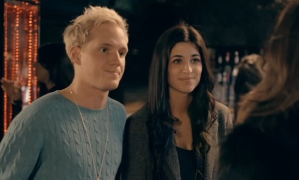 Jamie Laing, Tara Keeney, Made In Chelsea - 22 april 2013