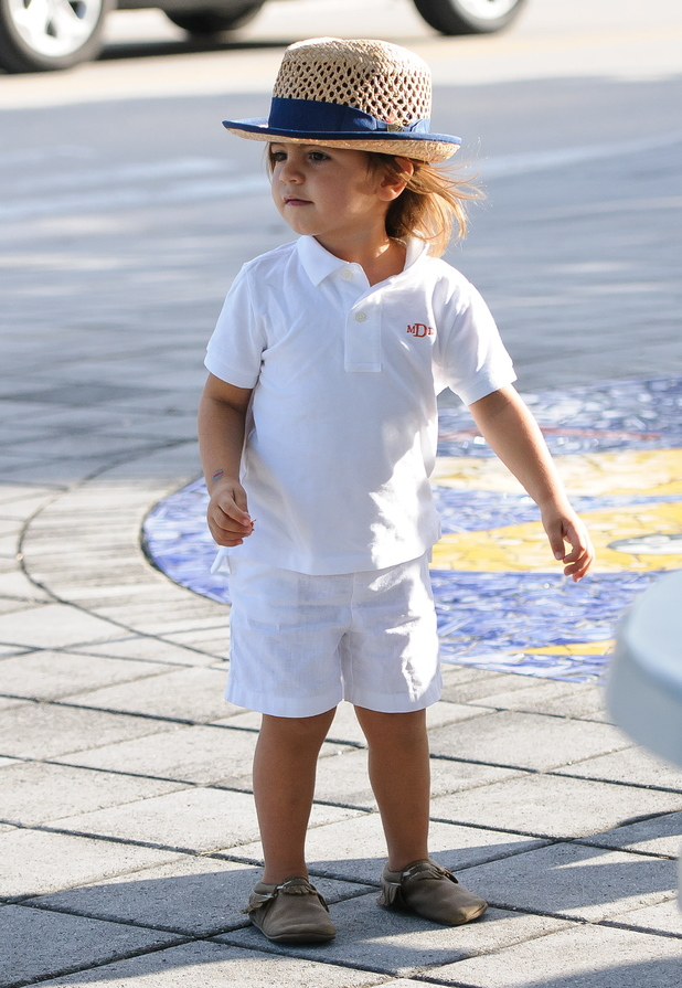 Is Mason Dash Disick the most stylish celebrity kid?