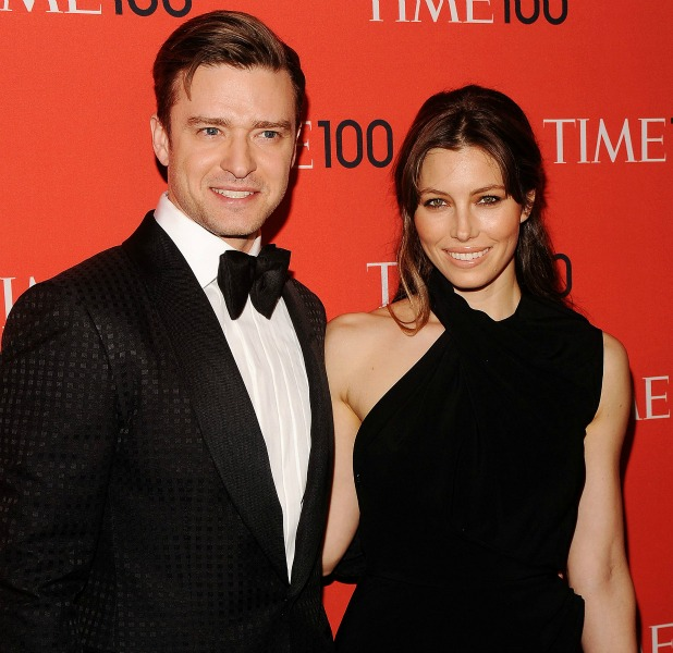 Time Magazine's 100 Most Influential People in the World Gala, New York, America - 23 Apr 2013 Justin Timberlake, Jessica Biel 23 Apr 2013