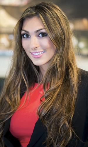 Luisa Zissman from The Apprentice 2013