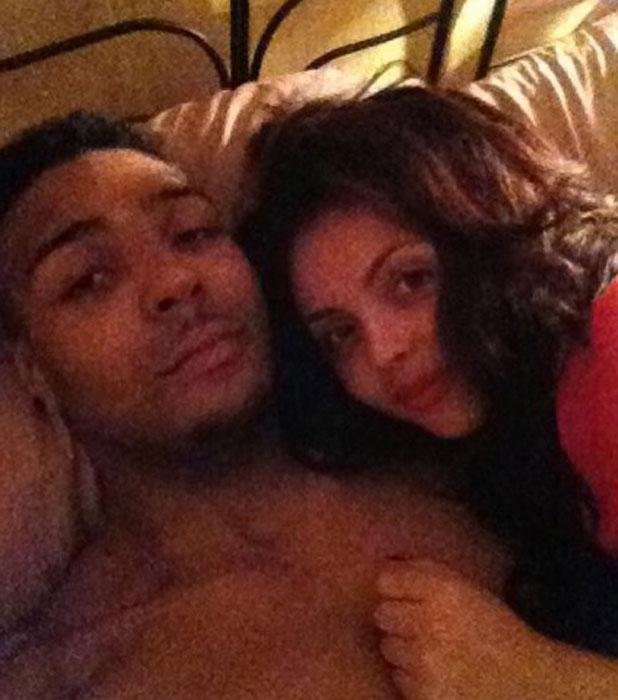 makeup free jesy nelson cuddles up to boyfriend jordan