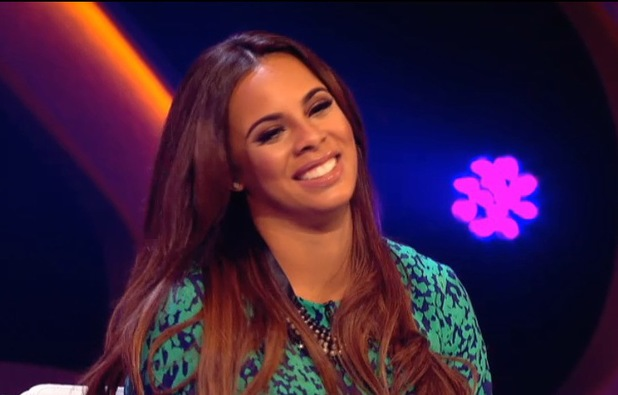 Rochelle Humes on Sweat The Small Stuff - May 2013