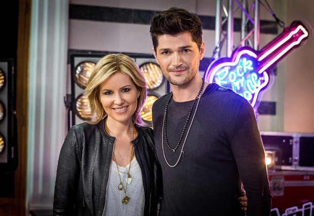 The Voice UK, Danny O'Donoghue and Dido, Sat 11 May