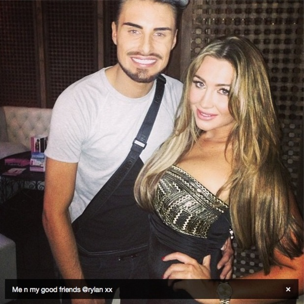 Lauren Goodger Instagram Laurens Way launch