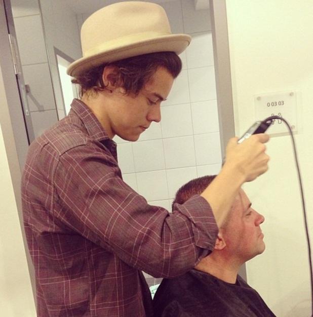 Harry Styles Instagram 2014