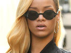 Rihanna dyes her hair blonde, films Budweiser beer commercial: photos
