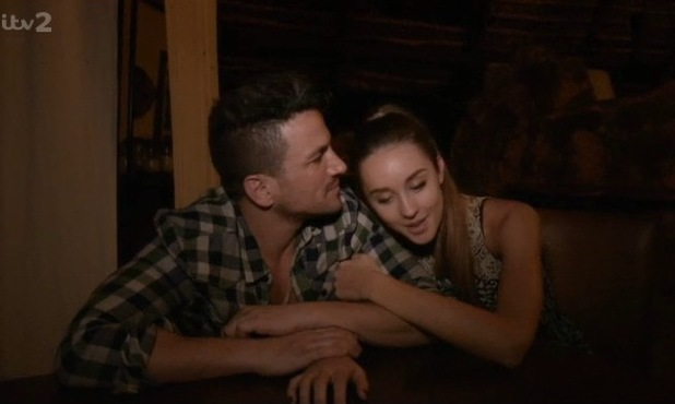 Emily MacDonagh and Peter Andre on safari in Africa, Peter Andre: My Life: 16 May 2013