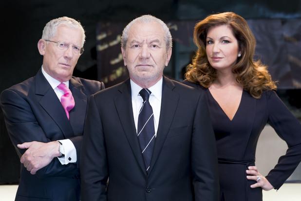 The Apprentice, Lord Sugar, Karren Brady, Nick Hewer, Generic 2013